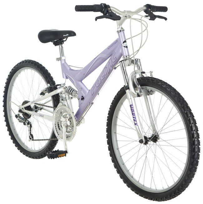 Chromium 24 Girls Dual Suspension Mountain Bicycle/Bike  241129P