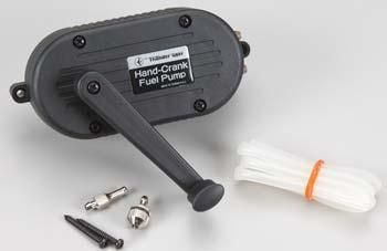 Thunder Tiger Hand Crank Fuel Pump TTR1645